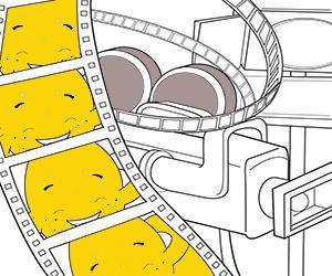 Disegni Film da colorare