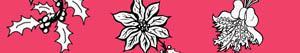 Disegni Decorazioni di Natale da colorare