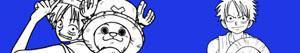 Disegni One Piece da colorare