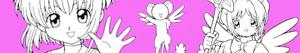 Disegni Card Captor Sakura da colorare