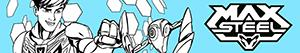 Disegni Max Steel da colorare